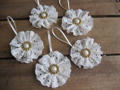 button ornaments | Like this item?