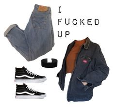 """""""soft 80s grunge - aesthetic"""" by lonelybaby ❤ liked on Polyvore featuring Vans and Miss Selfridge"""
