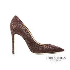Laser sharp.  #ShirleyLaserPump #ToriSoudan #FallWinter2017