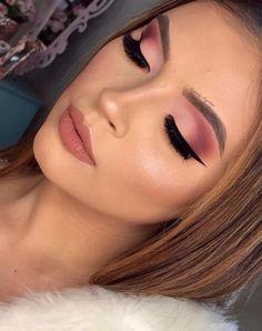 Nails natural gele makeup tutorials 16 Ideas – Beauty Make up Styles Natural Eye Makeup, Organic Makeup, Eye Makeup Tips, Makeup Ideas, Colorful Eye Makeup, Pink Makeup, Hair Makeup, Teen Makeup, Party Makeup