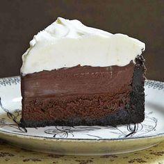 Il trionfo del cioccolato per eccellenza… Dopo averla assaggiata non guarderete più le torte al cioccolato allo stesso modo! ^__^
