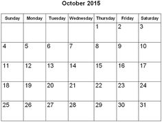 Free Download Oct 2015 Holidays Of October, Pictures, Images ...