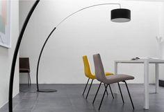 Ligne Roset - Dimensions floor Lamp - Fully extended - so versatile!