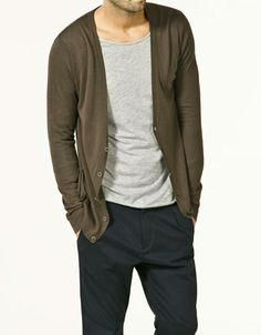 Zara man nice relaxed look for chilling
