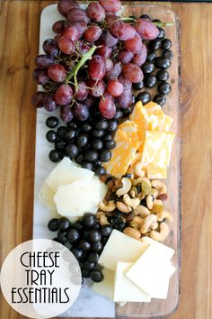 Cheese tray essentia