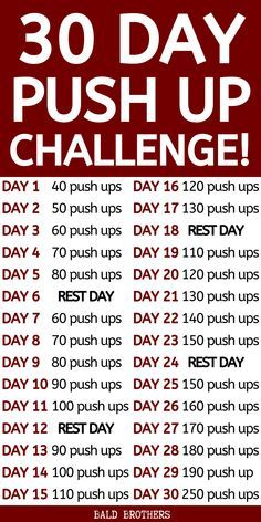 Pull Up Workout, Gym Workout Chart, Gym Workout Tips, At Home Workout Plan, 30 Day Challenge For Men, Pull Up Challenge, Month Workout Challenge, 30 Day Pushup Challenge, Hiit