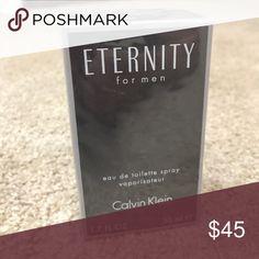 Calvin Klein Eternity for men cologne 1.7 oz Brand new - Calvin Klein Eternity for men cologne 1.7 oz Calvin Klein Other