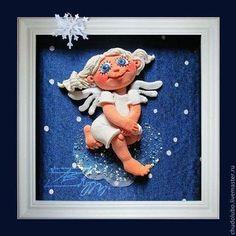 Ангел- хранитель для девочки. Ангелочек   прекрасный подарок для девочки, девушки , для подружки. Хорошо смотрится на стене в детской
