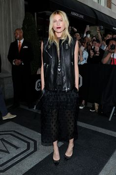 Dree Hemingway in Coach. Photo: Larry Busacca/Getty Images