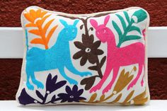 Otomi cushion by CasaOtomi