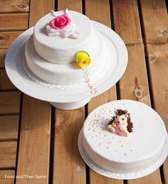 Christening & Wedding Cake / Ristiäis- & hääkakku