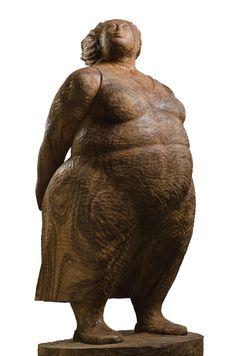 Pottery Sculpture, Sculpture Clay, Abstract Sculpture, Contemporary Sculpture, Contemporary Art, Anatomy Sculpture, Plus Size Art, Ceramic Figures, Naive Art