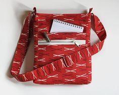 Free Messenger Bag Sewing Pattern