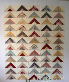 Tutorial:  Strip Tube Quilt (jelley roll pattern!!)