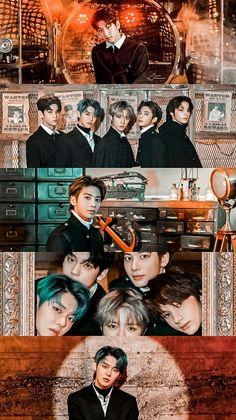 © by aephithelieum Exo Band, Wallpaper Lockscreen, Lil Baby, Kpop, Beautiful Children, Boy Groups, Army, Memes, Boys