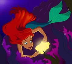 Ariel and Melody Fan Fiction human Ariel and merman Eric ariel