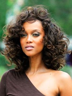 What's the Best Curly Hair for my Face Shape? For Round Face, Long Face, Diamond…
