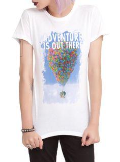Disney Up Adventure Girls T-Shirt   Hot Topic