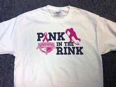 Stingrays Hockey presents Pink in the Rink - Annual February Event