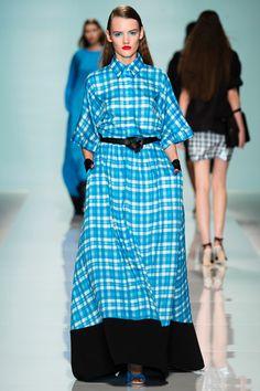Emanuel Ungaro Spring 2015 RTW – Runway – Vogue