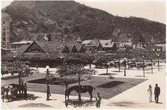 Praça do Lido década de 30