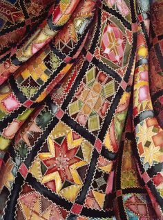 Discover Victorian Crazy Quilt by Helen Klebesadel, and get inspired by more original art and unique treasures created by artists. Shop now!
