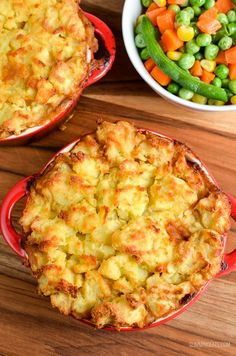 Slimming Eats Syn Free Mini Cottage Pies - gluten free, dairy free, paleo, Slimming World and Weight Watchers friendly Slimming World Dinners, Slimming World Recipes Syn Free, Slimming World Breakfast, Slimming World Diet, Slimming Eats, Slimming World Cottage Pie, Slimming Word, Syn Free Food, Low Carb Brasil
