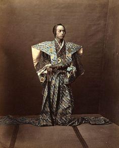 Kabuki garb.