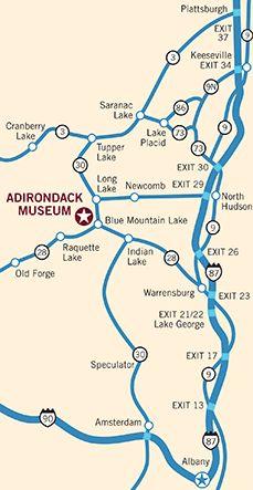 Adirondack Museum | Directions