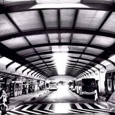 rafagushi:  ☔ ••• COTIDIANO (2) Revolta do dia, população não satisfeita com as mudanças no transporte público ••• Foto por @edufazzio Use #...
