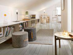 DESIGN HOUSE STOCKHOLMBjork homebag Light grey