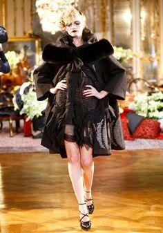 John Galliano Fall 2011 RTW - Review - Vogue