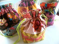 I have made a bunch of project bags for myself recently, and Id like to share my method. Im...