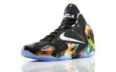 "Nike Basketball Lebron ""Everglades"""