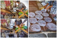 See how local families earn a living making rice paper on A Taste of Cambodia Food Adventure Tour. #battambang  #cambodia #food #lunch #restaurant #yummy #delicious #eat #streetfood #foodadventures #tastetravel #tastetravelfoodadventuretours #sunshinecoast #australia #holiday #vacation #instafood #instagood #followme #localsknow #cookingclass #foodie #foodietour #foodietravel  #ricepaper