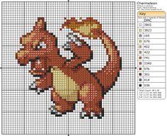 Pokemon Patterns by Makibird-Stitching on DeviantArt Cross Stitch Designs, Cross Stitch Patterns, Cross Stitching, Cross Stitch Embroidery, Pokemon Cross Stitch, Pixel Drawing, Stitch Character, Pokemon Craft, Crochet Pokemon