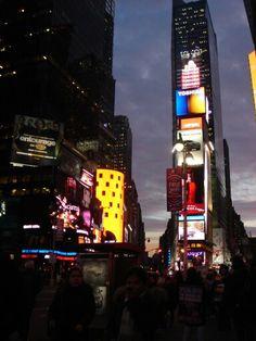 타임스퀘어, 뉴욕뉴욕