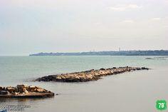 Spiaggia di Capo Colonna #Trani #Puglia #Italia #Italy #Viaggiare #Viaggio #Travel #Mare #Sea #Vacanza #Holiday #CittàVecchia #OldCity #ALwaysOnTheRoad #Spiaggia #Beach