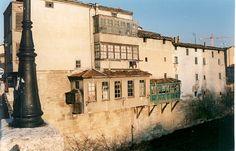 Casas colgantes(c/san nicolas)1997