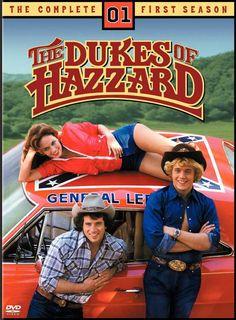 The Dukes of Hazzard 11x17 TV Poster (1979)