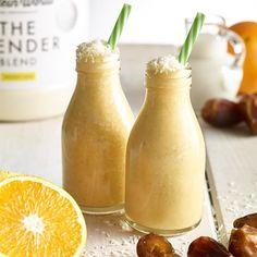 Slender Orange Date Coconut Shake