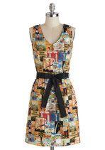 Site to See Dress | Mod Retro Vintage Dresses | ModCloth.com//made in the U.S.A!