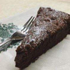 Chef Johns Chocolate Decadence - Allrecipes.com