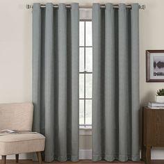 Hudson Hill Further Curtain, Grey