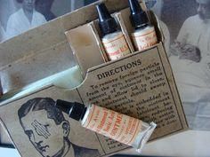 Antique Medical Eye Treatments