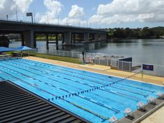 Drummoyne Olympic Pool - not so 'crummy drummy' and slightly salty water