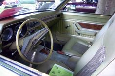 Ford Pinto, Chicago Auto Show, 1965 Mustang, Bucket Seats, Rear Seat, Car Show, Old Cars, Classic Cars, Blue Prints