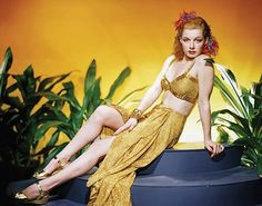 Ann Sheridan, 1941  Photo by George Hurrell/David Wills.