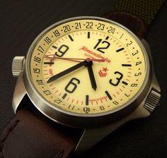 Komandirskie K-34 GMT