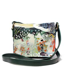 Marimekko Mini Pixie Veske SkinnSort | Norway Designs